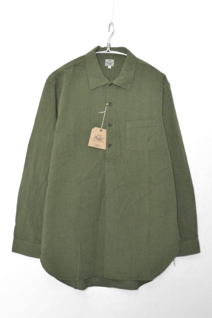 CHAMBRAY REGULAR COLLAR PULLOVERSHIRT シャンブレー プルオーバーシャツの買取実績画像