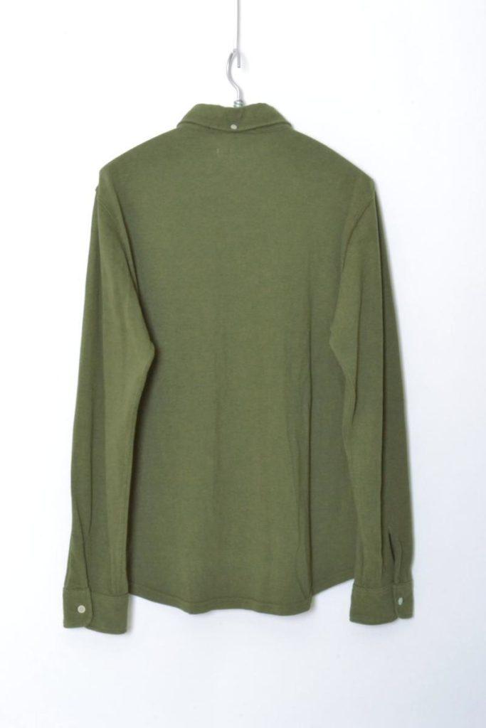 COTTON PIQUE BOTTUN DOWN SHIRT コットンピケ 鹿の子素材 BDシャツの買取実績画像