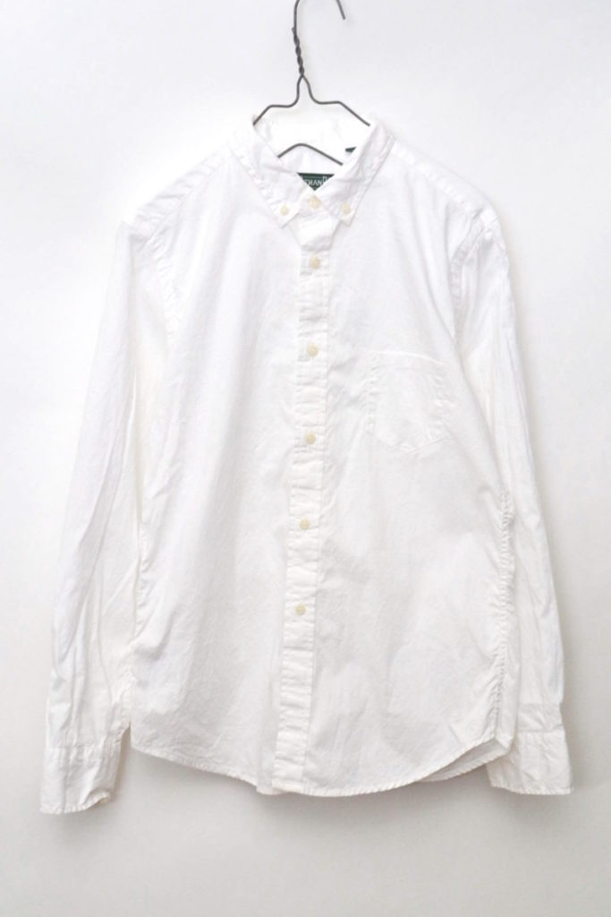 SISTERS/SHIPS別注 ライトオックスフォード BDシャツ