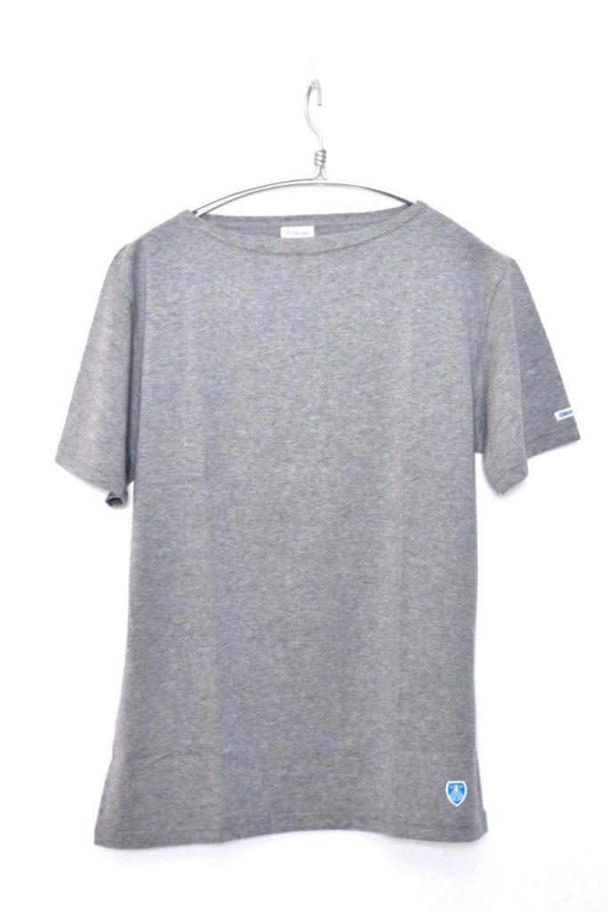 Boatneck T-Shirts 無地 ボートネックTシャツ