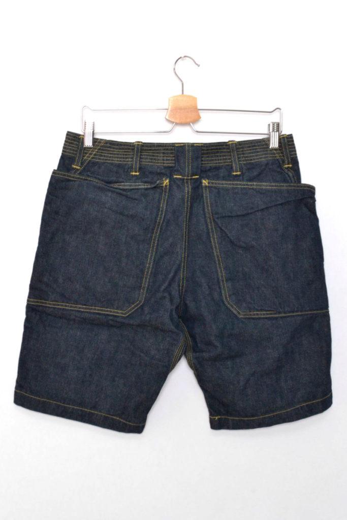 Fall Leaf Sprayer Pants 1/2 13.5 oz DENIM フォールリーフ スプレイヤーパンツ ショーツの買取実績画像
