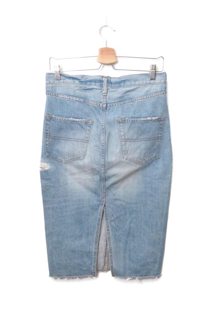 ダメージデニム タイトスカートの買取実績画像