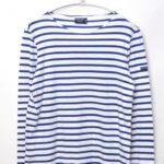 L'ATELIER/MORLAIX モーレ ボーダーバスクシャツ