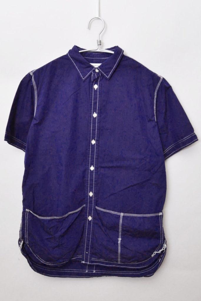 Sunday Shirts 1/2 半袖 エプロンポケット サンデーシャツ