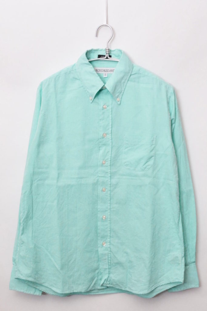 BEAUTY&YOUTH別注 ライトオックスBDシャツ