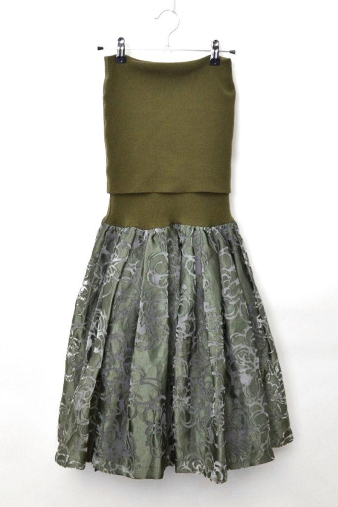 ジュンヤワタナベ コムデギャルソン/AD2010 2010AW/チューブトップ ドレス ワンピース