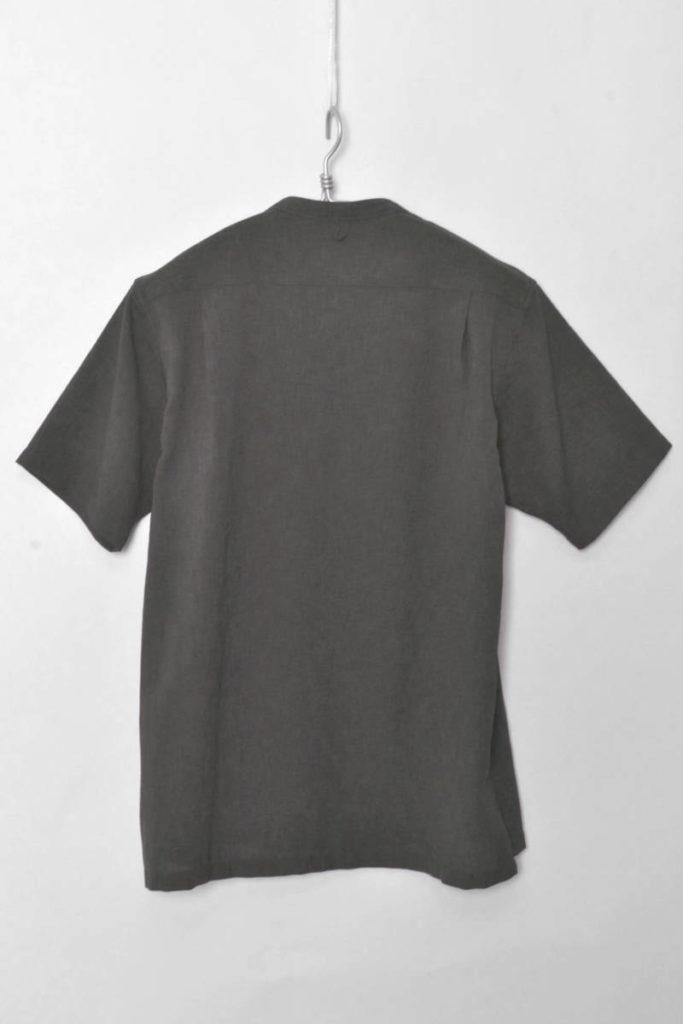 2017SS/MESH H/S Stand Collar Shirt スタンドカラーシャツの買取実績画像
