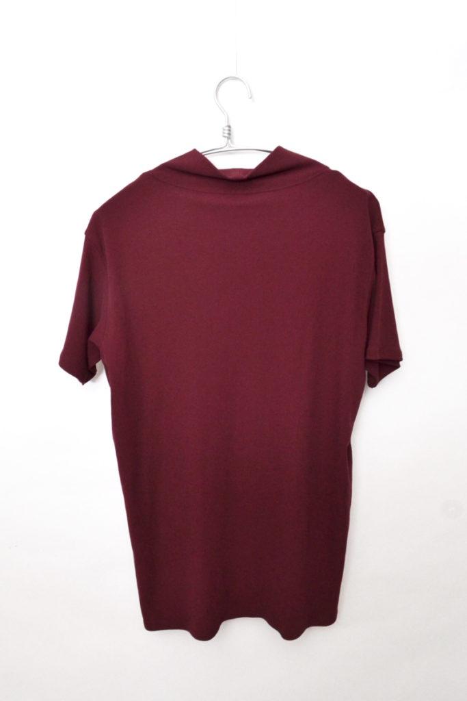 ストレッチコットン モックネックカットソー Tシャツの買取実績画像
