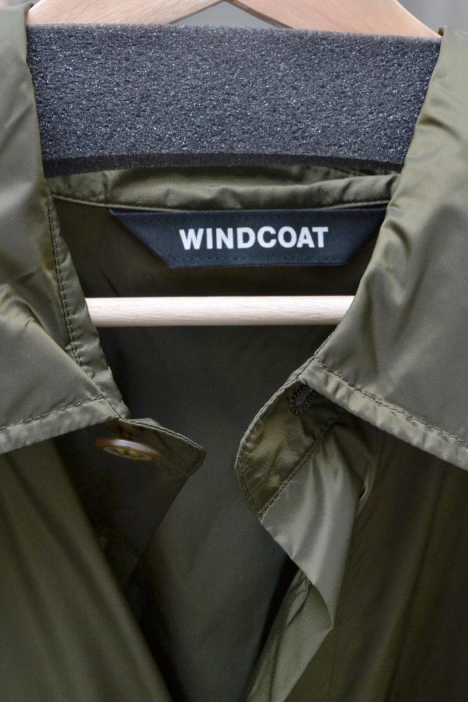 2000SS/WINDCOAT ナイロン ウインドコート イカコートの買取実績画像