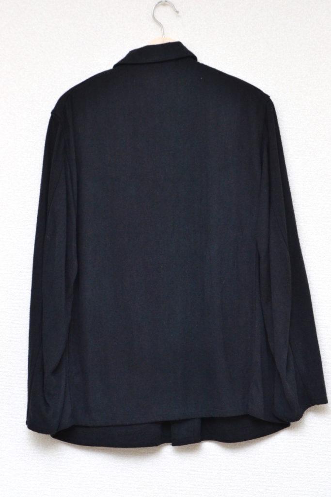 2017SS/シルクネップ カバーオールジャケットの買取実績画像