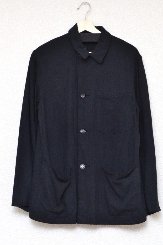2017SS/シルクネップ カバーオールジャケット
