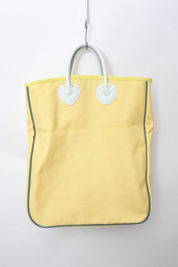 CANVAS CARRYALL TOTE キャンバス × レザー トートバッグの買取実績画像