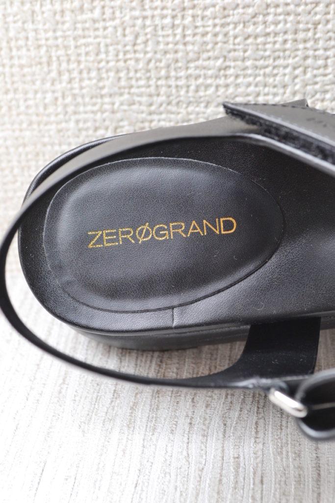 2019SS/ZEROGRAND SANDAL II ゼログランド サンダル IIの買取実績画像