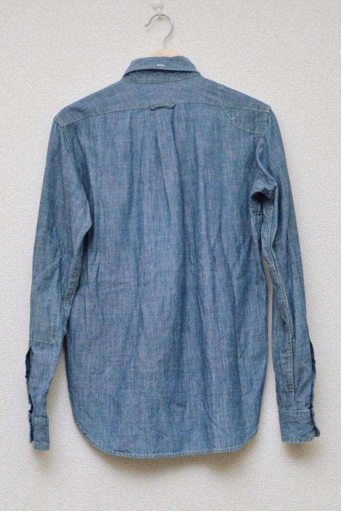 ボタンダウン シャンブレーシャツの買取実績画像