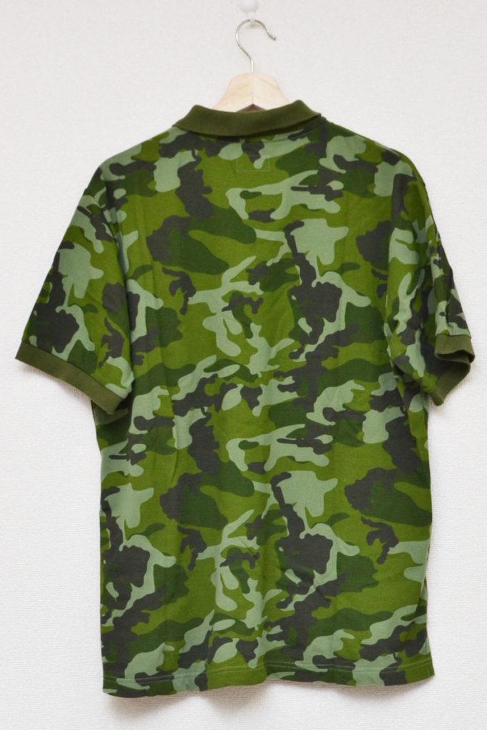 迷彩 スーベニア 半袖 ポロシャツの買取実績画像