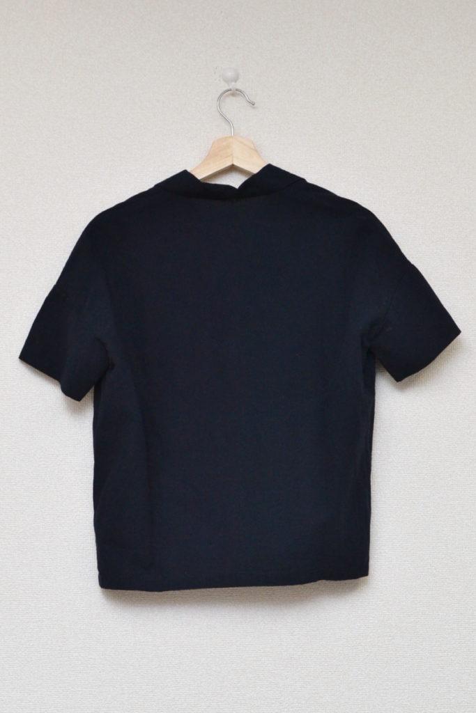 コットンリネン オープンカラー ショートスリーブシャツの買取実績画像