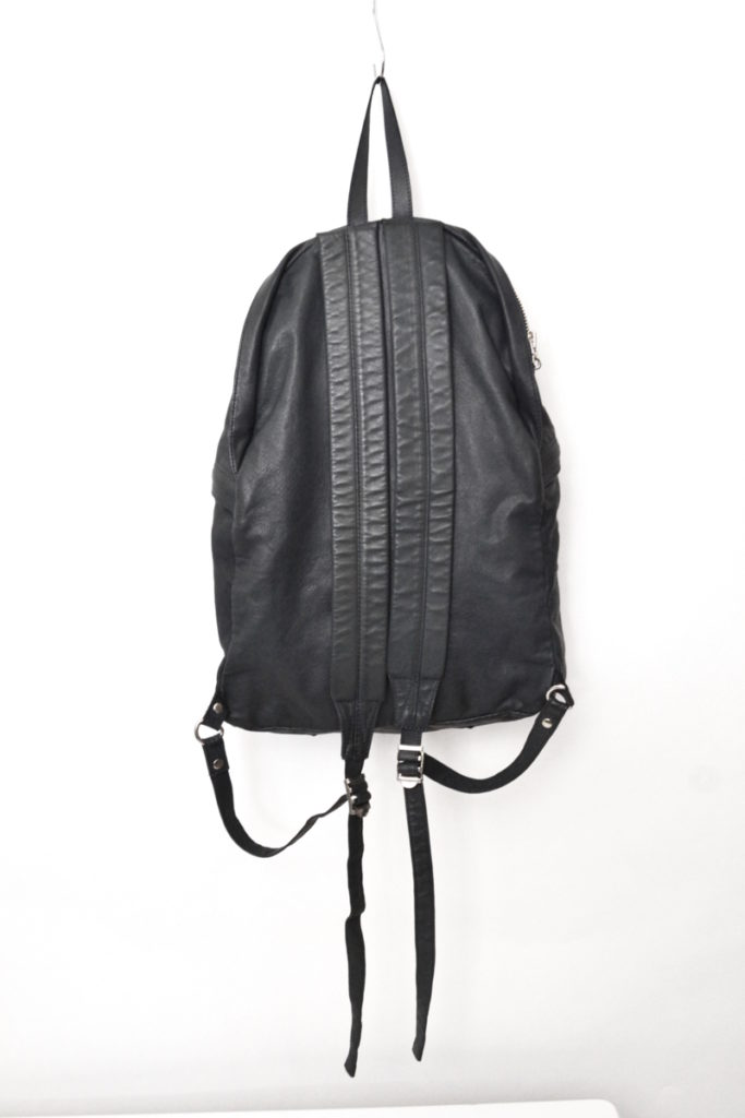 deer leather DAY PACK Mレザーリュックサック デイパック バックパックの買取実績画像