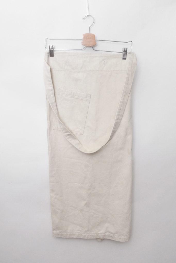 One Shoulder Strap Sarong Skirt ワンショルダーストラップ サロンスカート