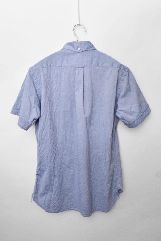 ワンポイント 半袖 ボタンダウン オックスフォードシャツの買取実績画像