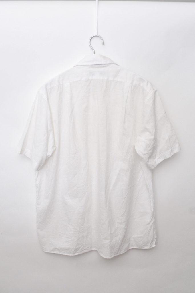 コットン半袖 オープンカラーシャツの買取実績画像