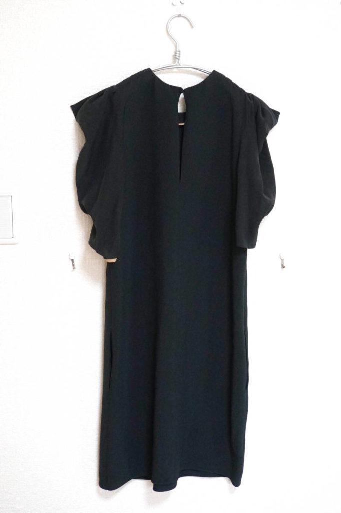 変形スリーブ ワンピース ドレスの買取実績画像