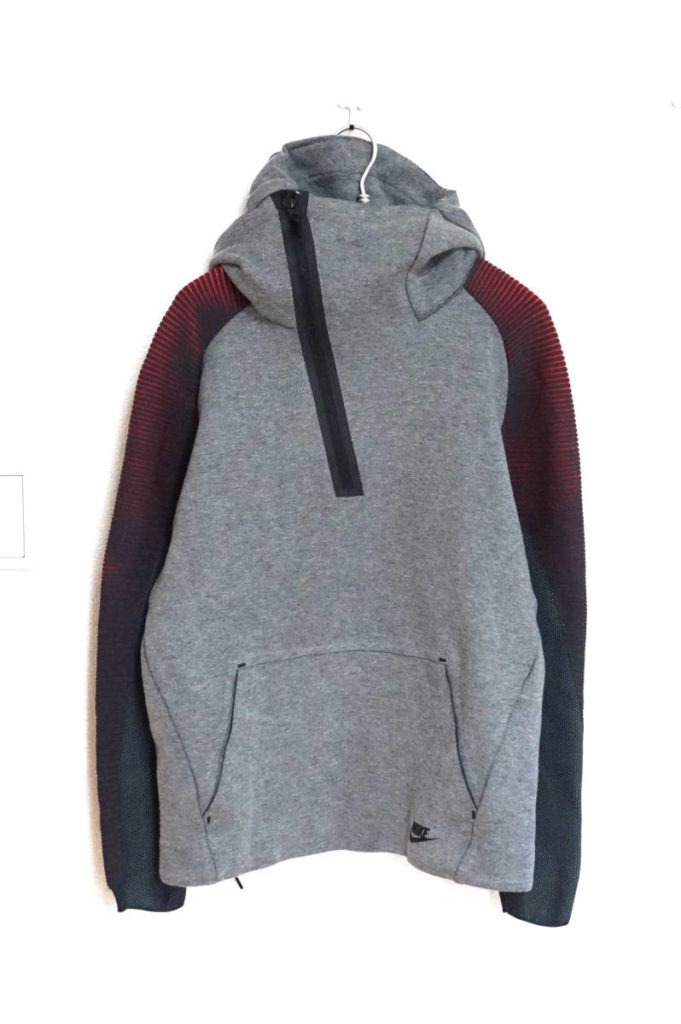 AS M NSW TECH FLEECE HOODIE HZ TN テックフリース パーカー