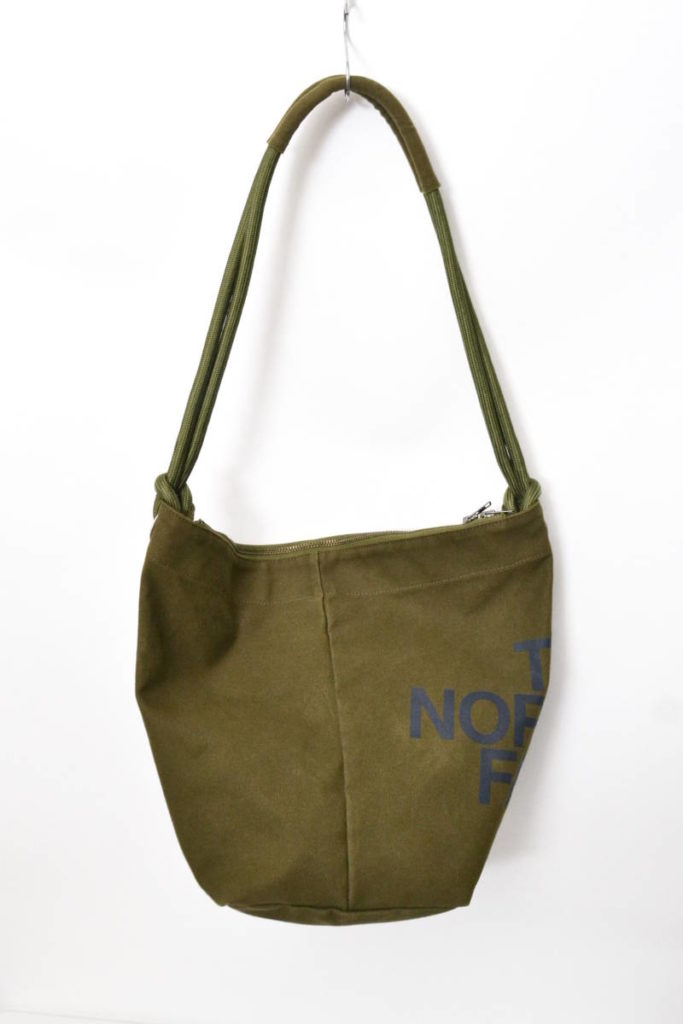 Cotton Canvas Shoulder Bag M ショルダーバッグ