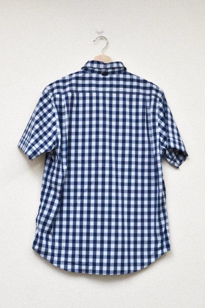 COOLMAX ギンガムチェックシャツの買取実績画像