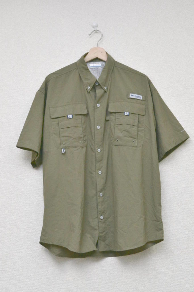 ×JOURNAL STANDARD◆2019SS/別注 BAHAMA SHORT SLEEVE SHIRT バハマ半袖シャツ