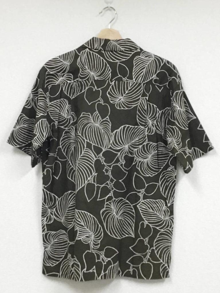 2010SS/オープンカラー アロハシャツの買取実績画像