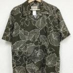 2010SS/オープンカラー アロハシャツ