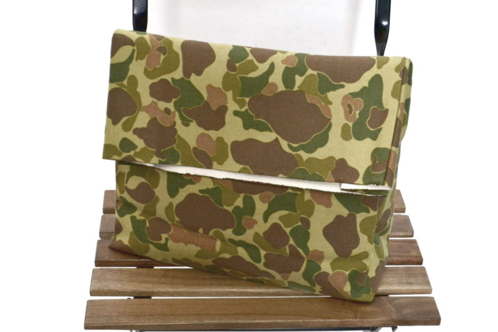 PAPER BAG HUNTER CAMO ペーパーバッグ ハンターカモフラージュ 迷彩 クラッチバッグ