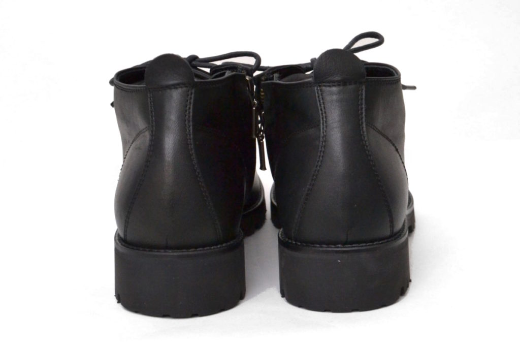 SHORT TREKKING BOOTS with SIDE ZIP (WATER PROOF LEATHER) ショートトレッキングブーツの買取実績画像