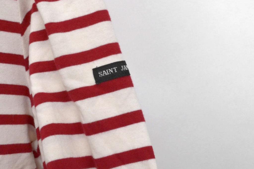 L'ATELIER/MOALAIX モーレ ボーダーバスクシャツの買取実績画像