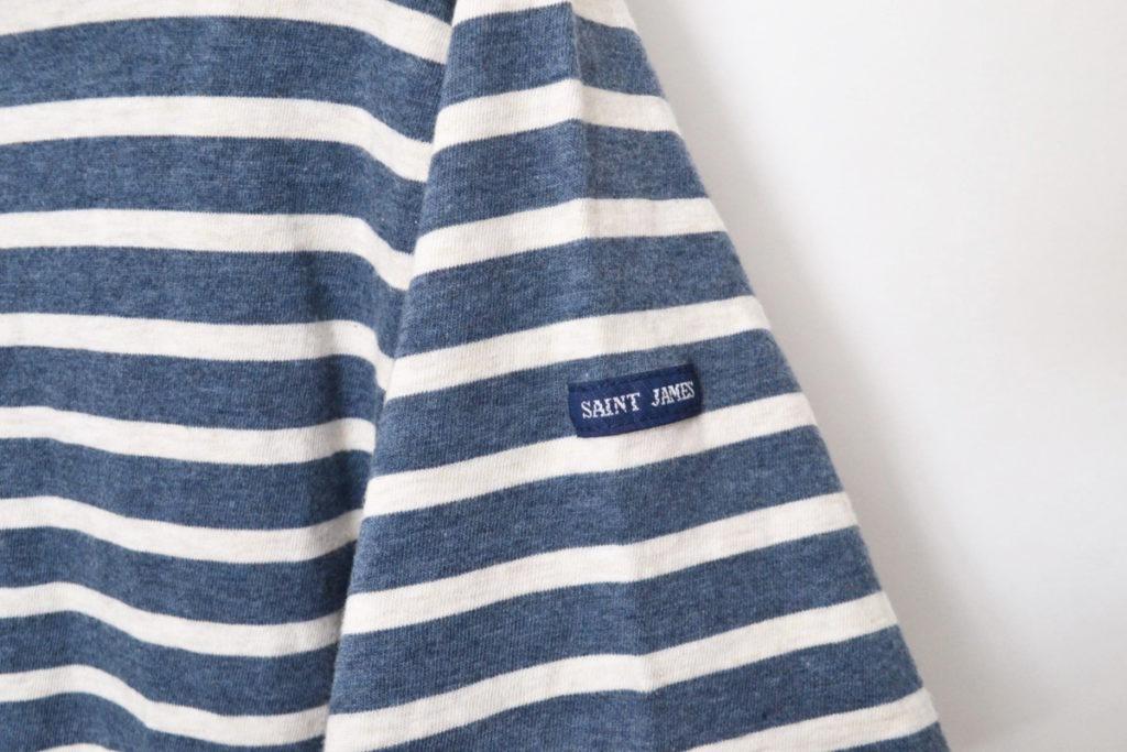 PIRIAC ピリアック ボーダーボートネックTシャツの買取実績画像