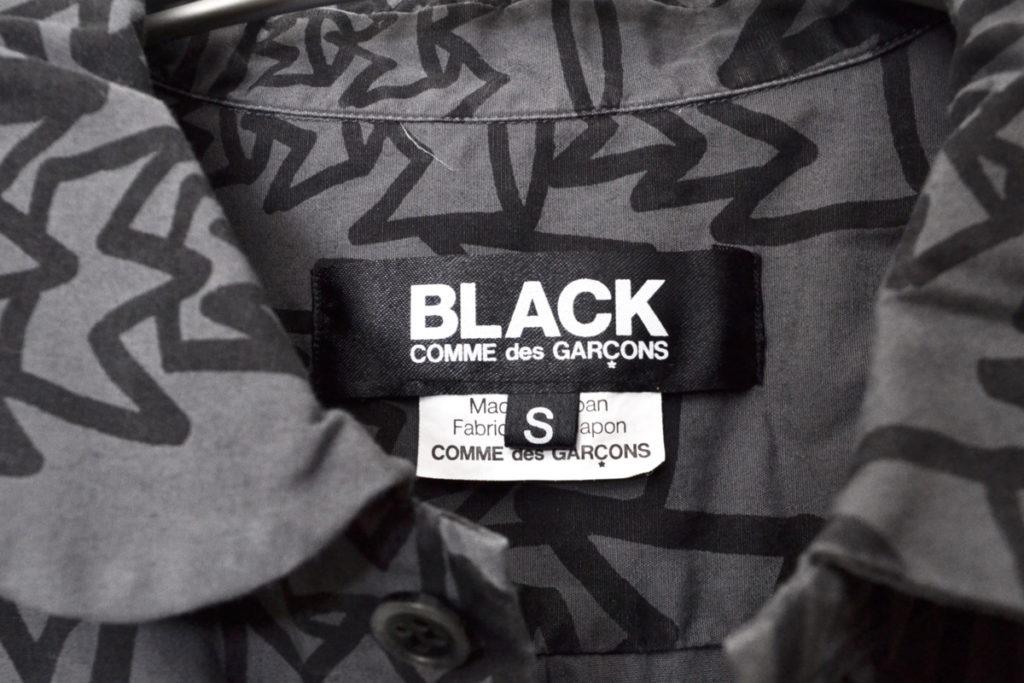 AD2012 2013SS/丸襟 王冠柄シャツの買取実績画像