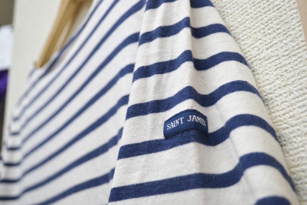 PIRIAC ピリアック 半袖ボーダーTシャツの買取実績画像