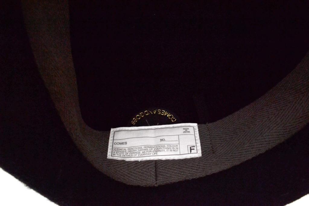 BIG BASQUE BERET ウール ベレー帽の買取実績画像