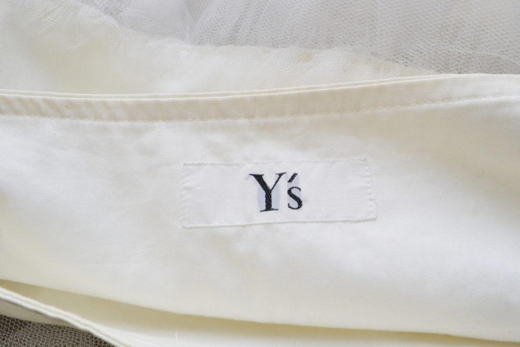 1995SS/チュールスカートの買取実績画像