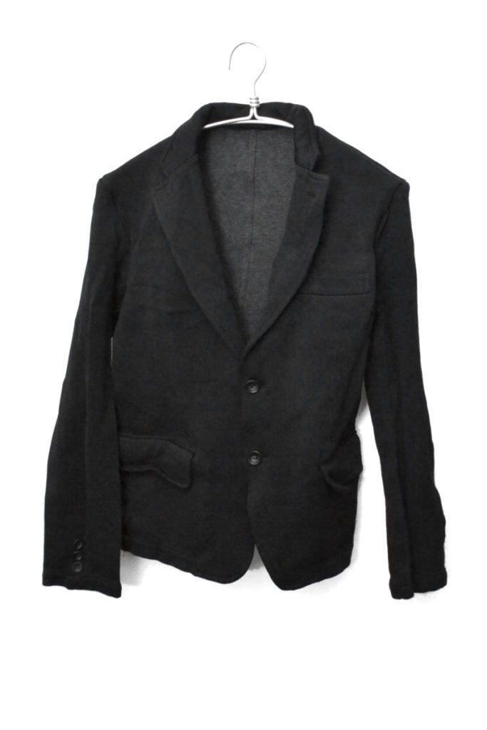 2008SS/コットン混紡 ポリエステル縮絨 テーラードジャケット