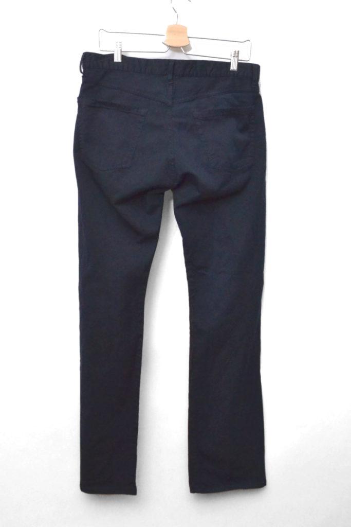 AD2004/製品染め コットン縮絨 パンツの買取実績画像