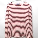 L'ATELIER/MOALAIX モーレ ボーダーバスクシャツ