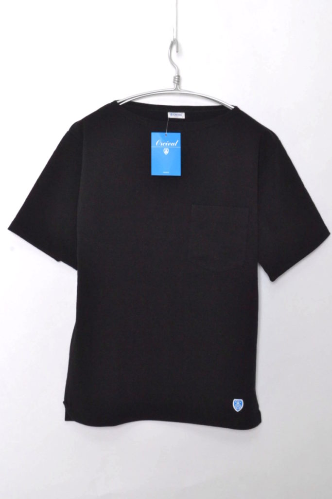 COTTON LOURD POCKET TEE コットンロード バスクシャツ ポケットTシャツの買取実績画像
