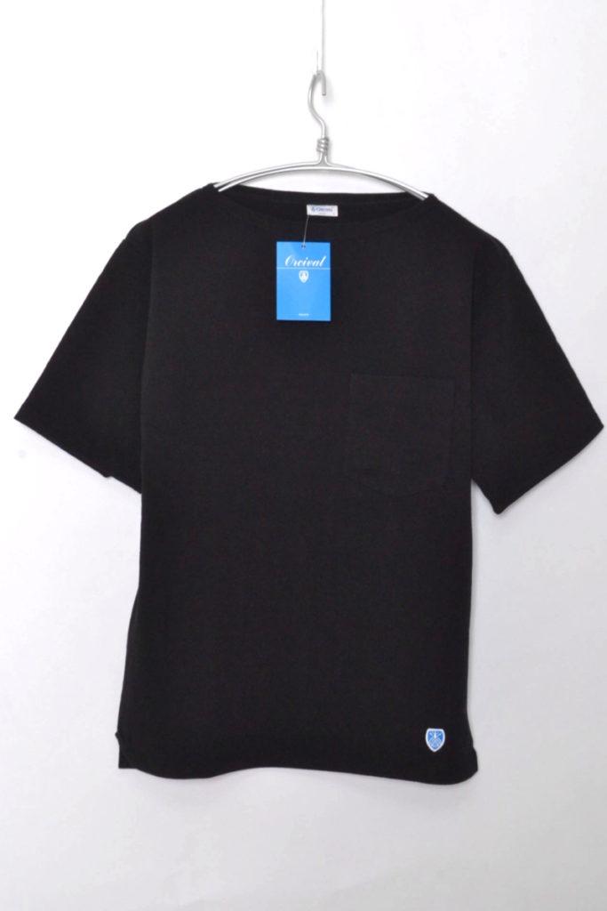 COTTON LOURD POCKET TEE コットンロード バスクシャツ ポケットTシャツ