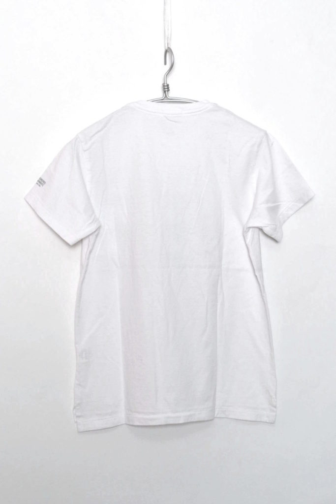 2017SS/ Printed Cross Crew Neck T-shirt クロスネック ポケットTシャツの買取実績画像