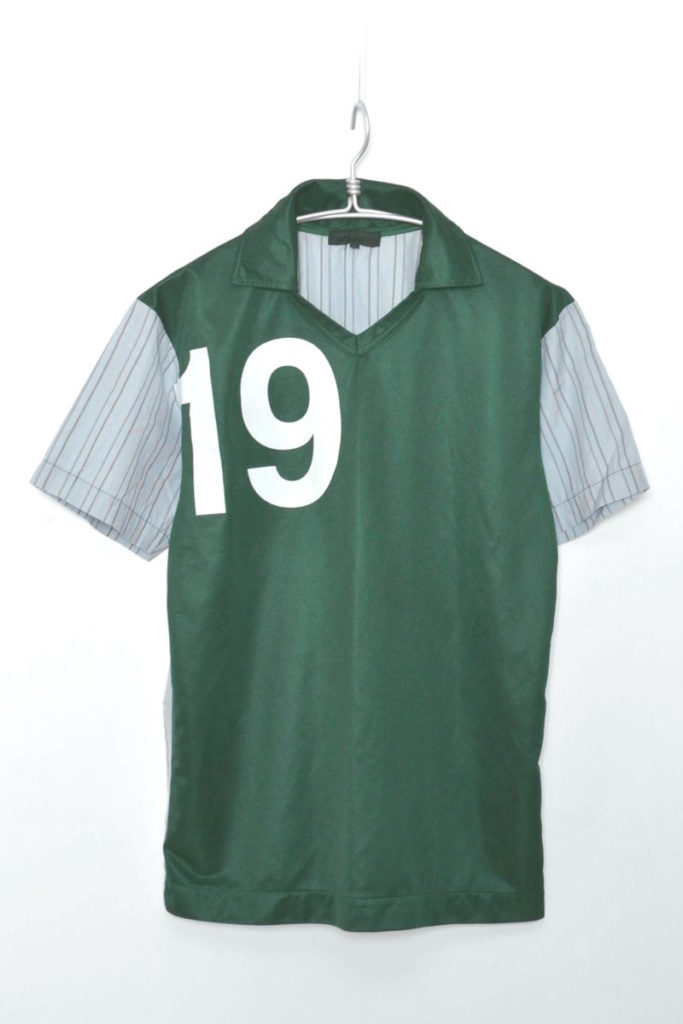 AD2005/ ナンバリング 切替シャツ