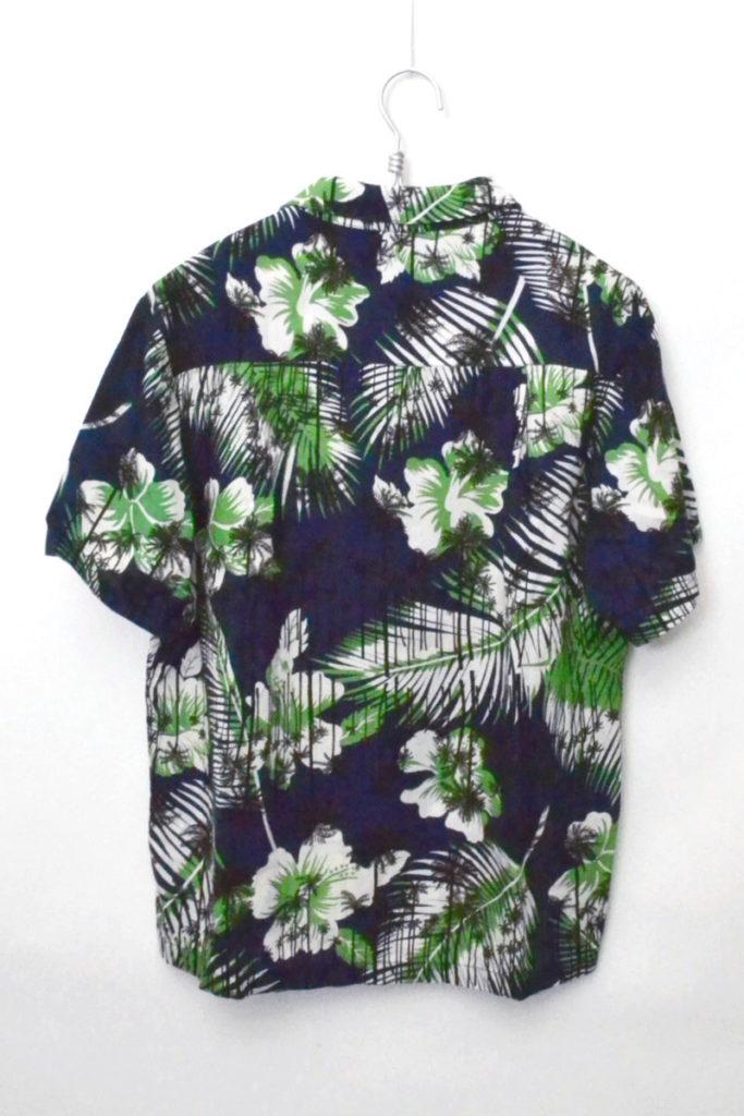 オープンカラー 半袖 アロハシャツの買取実績画像