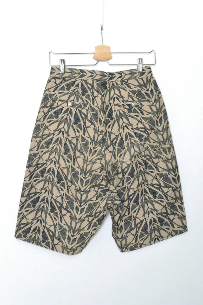MOUNTAIN WIND PRINT SHORTS プリント ショーツの買取実績画像