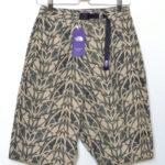 MOUNTAIN WIND PRINT SHORTS プリント ショーツ