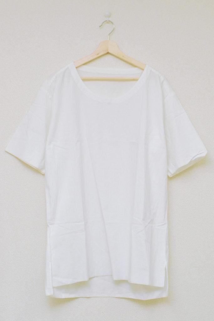 THE BANG S/S 半袖 襦袢 ビッグシルエットTシャツ
